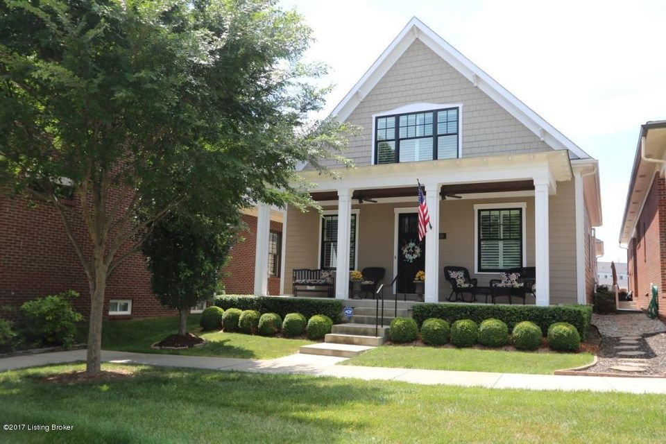 Single Family Home for Sale at 9410 Hobblebush Street Louisville, Kentucky 40059 United States