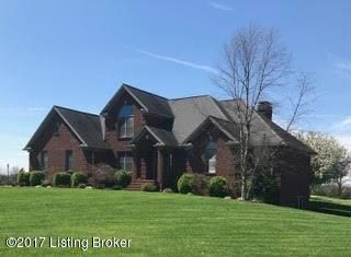 Single Family Home for Sale at 1010 Riley Lane Lawrenceburg, Kentucky 40342 United States