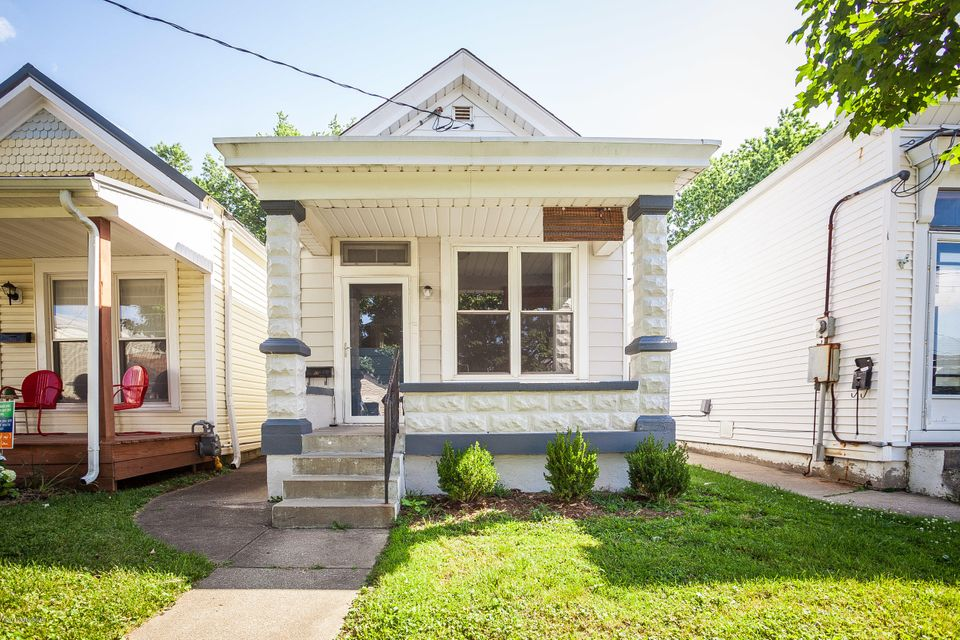 Single Family Home for Sale at 1109 Lydia Street Louisville, Kentucky 40217 United States