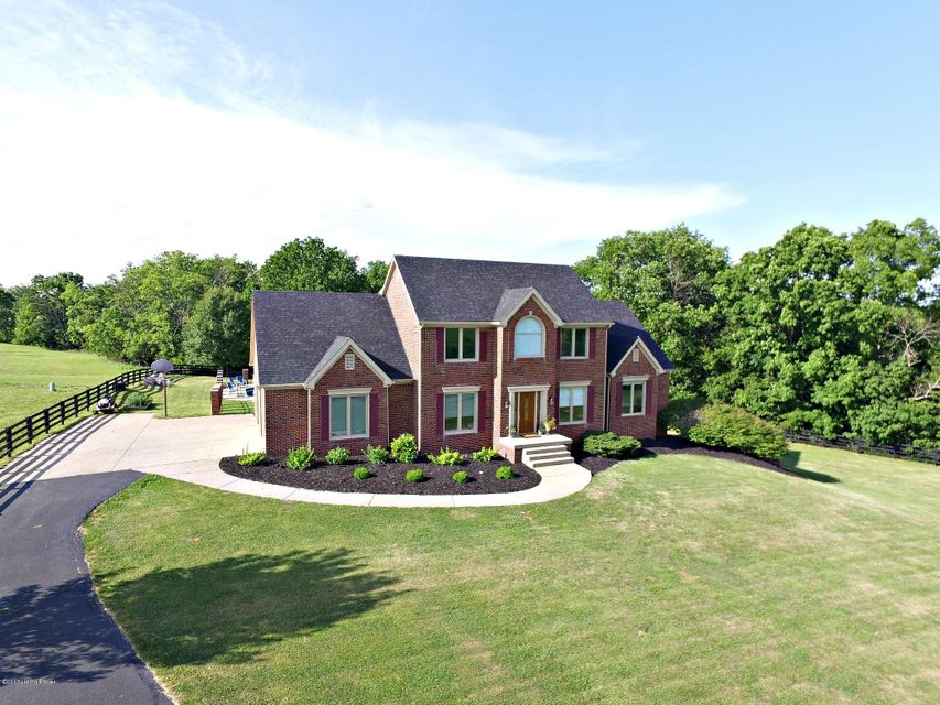 Single Family Home for Sale at 5583 Shelbyville Road 5583 Shelbyville Road Simpsonville, Kentucky 40067 United States