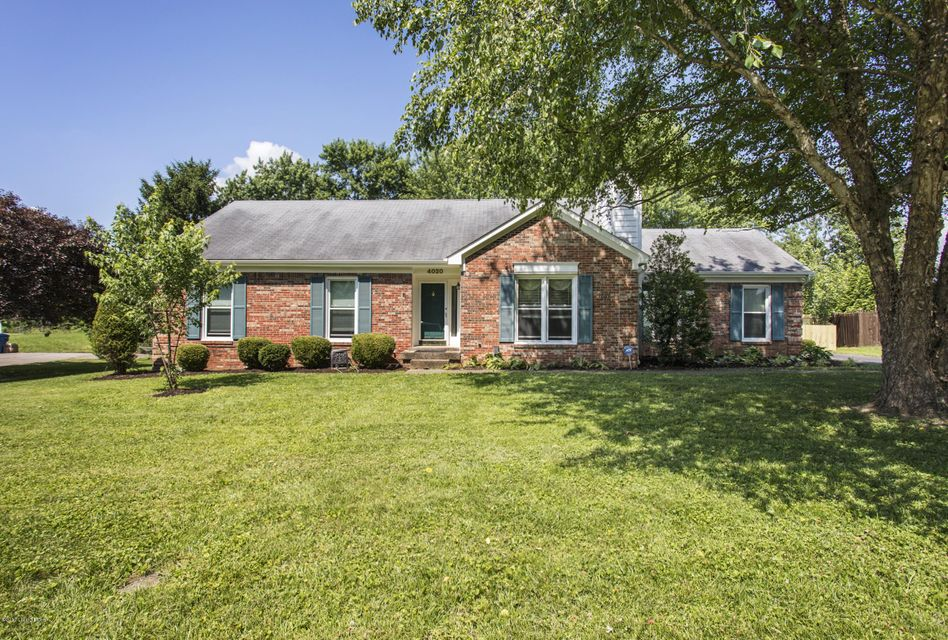Single Family Home for Rent at 4020 Deer Lake Circle Prospect, Kentucky 40059 United States