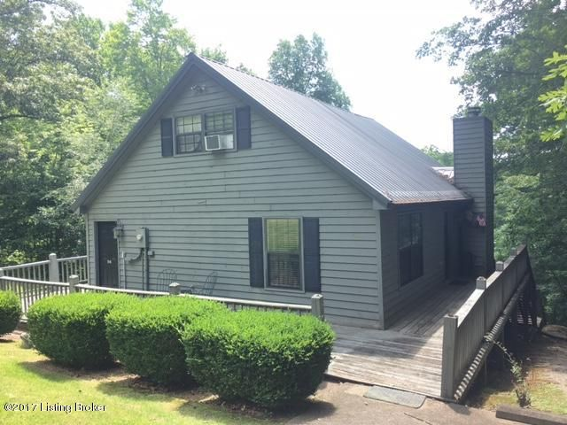 Single Family Home for Sale at 56 Moutardier Shores Drive Leitchfield, Kentucky 42754 United States