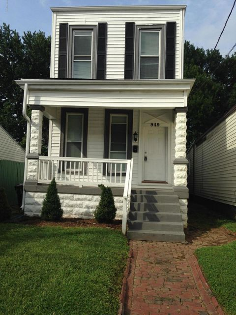 Single Family Home for Sale at 949 Goss Avenue Louisville, Kentucky 40217 United States