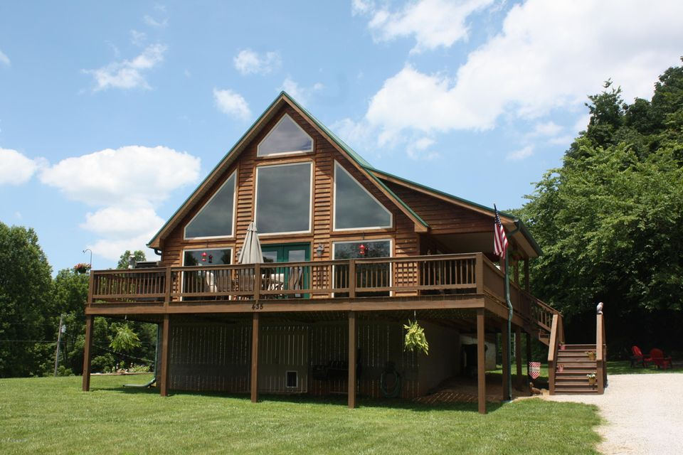 Single Family Home for Sale at 435 Brier Creek Meadows Road Mammoth Cave, Kentucky 42259 United States