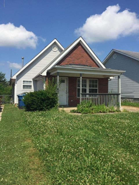 Single Family Home for Sale at 111 Clifton Court 111 Clifton Court Shelbyville, Kentucky 40065 United States