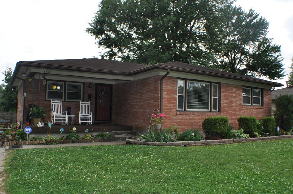 Single Family Home for Sale at 5408 Deering Heights Drive Louisville, Kentucky 40272 United States