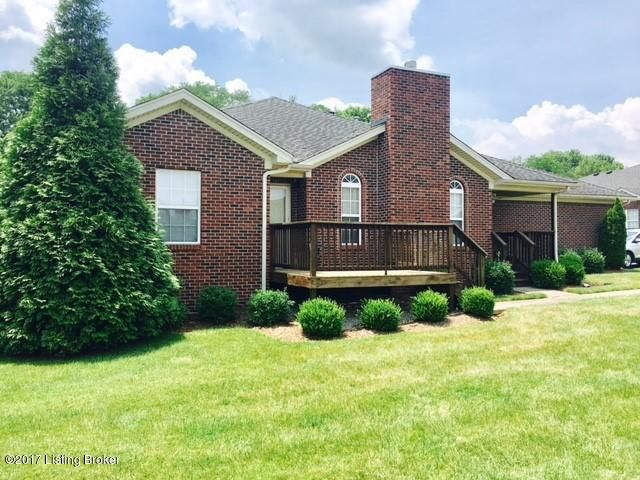 Condominium for Sale at 5107 April Lake Court 5107 April Lake Court Louisville, Kentucky 40272 United States