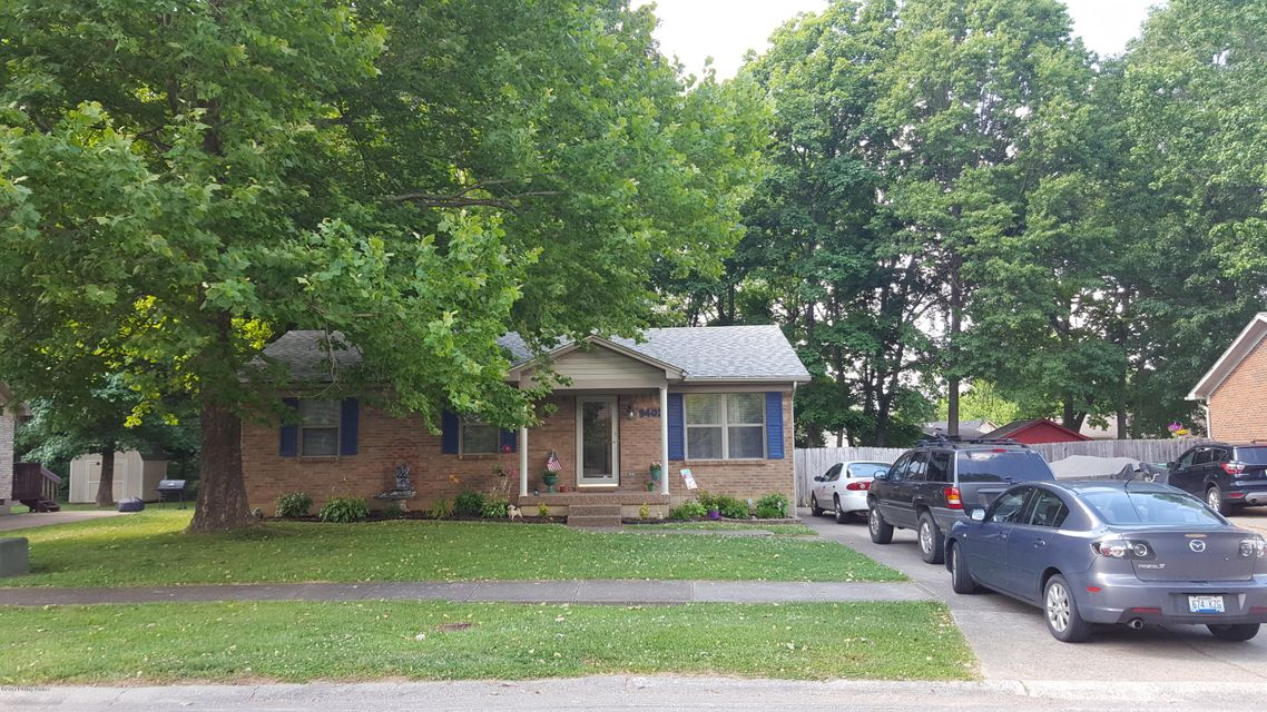 9402 Pirouette Ave, Fairdale, KY 40118