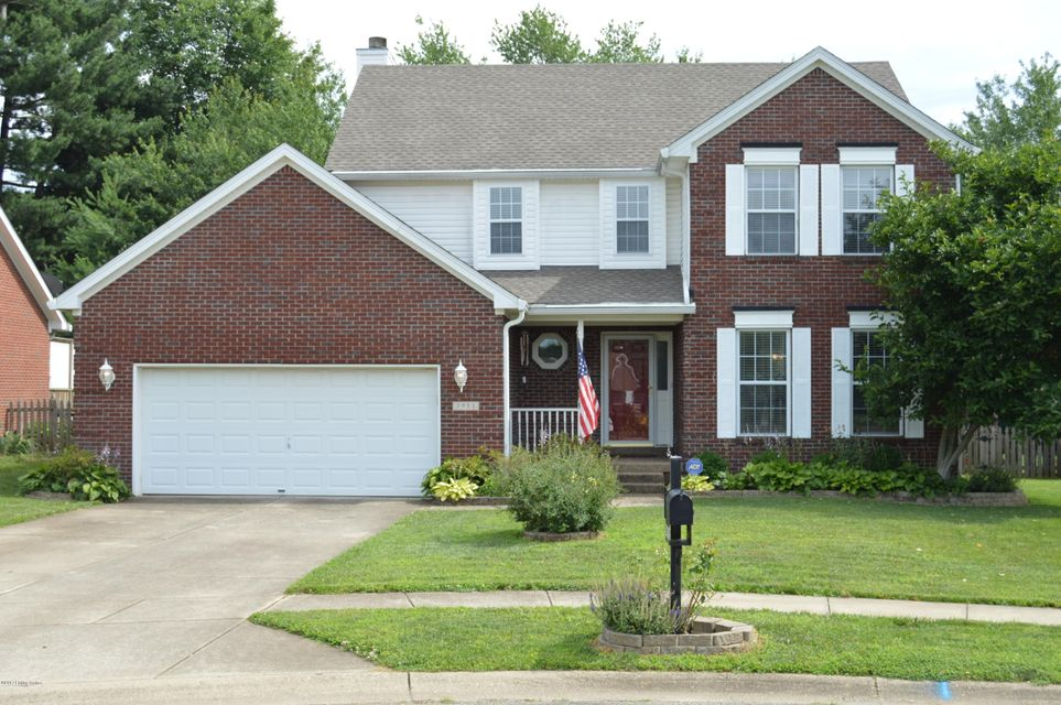 Single Family Home for Sale at 3911 Fieldside Circle Louisville, Kentucky 40299 United States