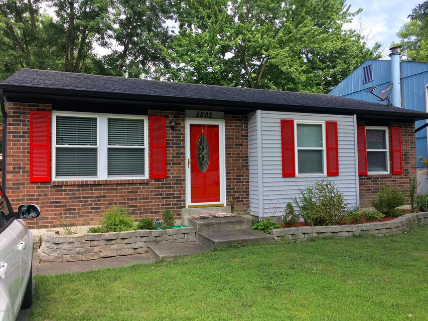 Single Family Home for Sale at 8802 Bost Lane 8802 Bost Lane Louisville, Kentucky 40219 United States