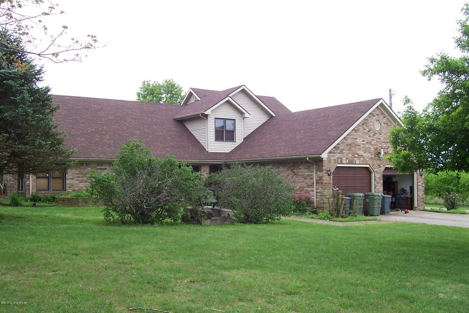 Single Family Home for Sale at 17719 Leitchfield Road 17719 Leitchfield Road Big Clifty, Kentucky 42712 United States