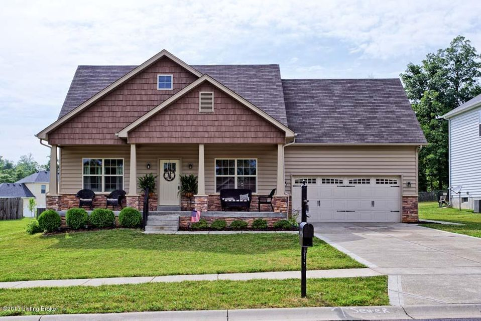 Single Family Home for Sale at 119 Pond Creek Court 119 Pond Creek Court Mount Washington, Kentucky 40047 United States