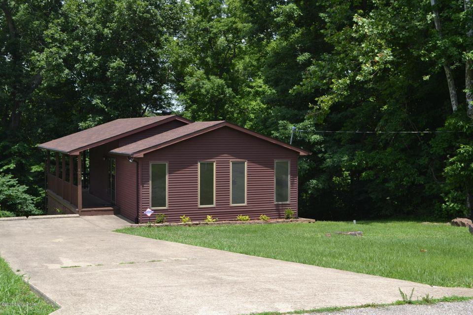 Single Family Home for Sale at 439 Bentwood Lane 439 Bentwood Lane Falls Of Rough, Kentucky 40119 United States