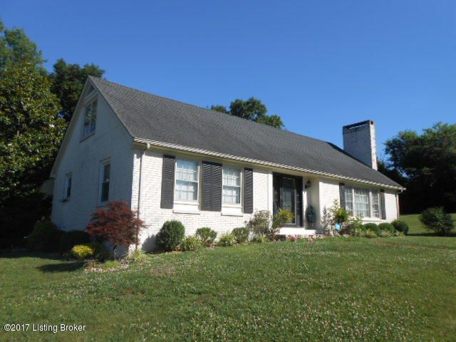 Single Family Home for Sale at 122 Edgewood Drive 122 Edgewood Drive Bardstown, Kentucky 40004 United States