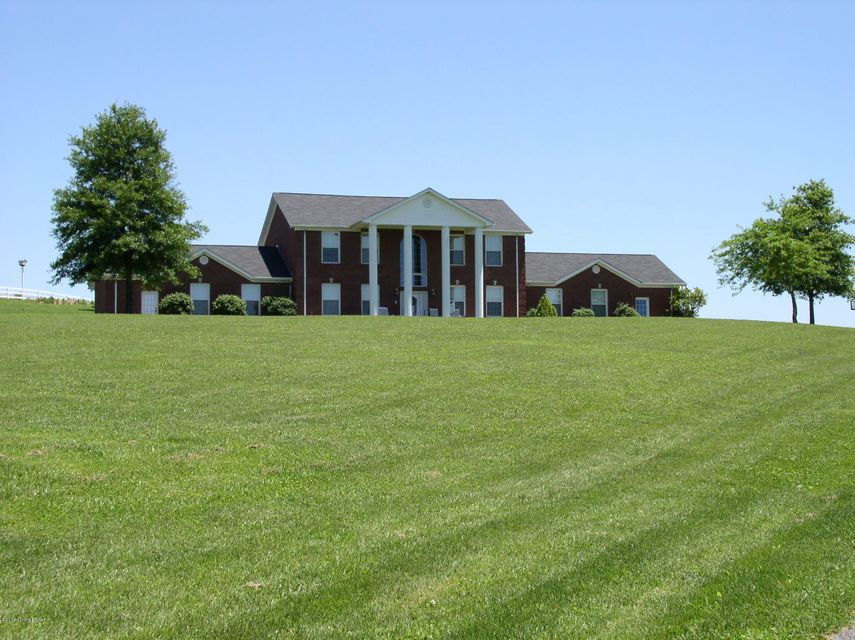 Single Family Home for Sale at 3800 Salt River Road Leitchfield, Kentucky 42754 United States