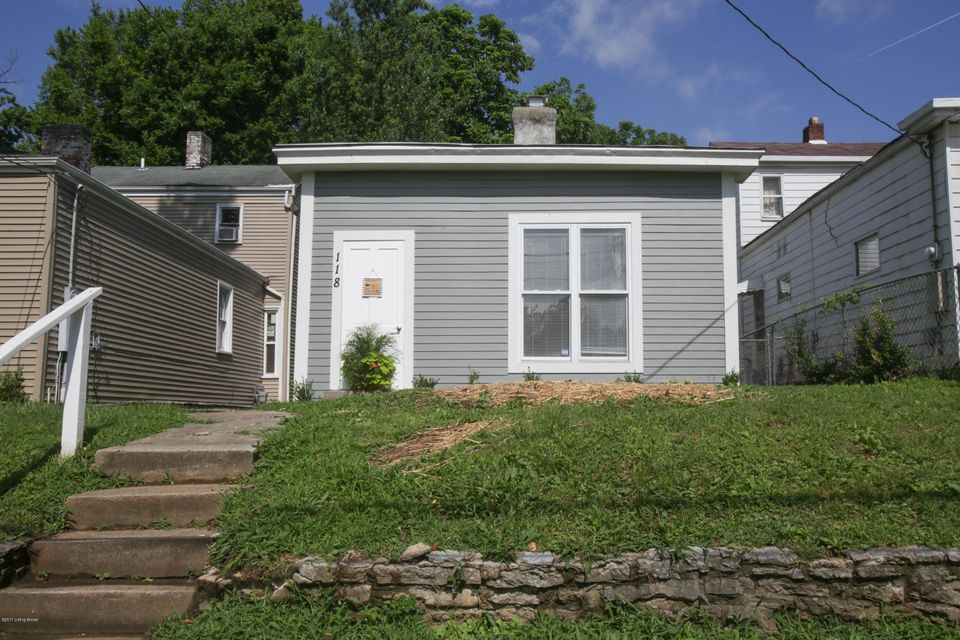 Single Family Home for Sale at 118 Stoll Avenue Louisville, Kentucky 40206 United States