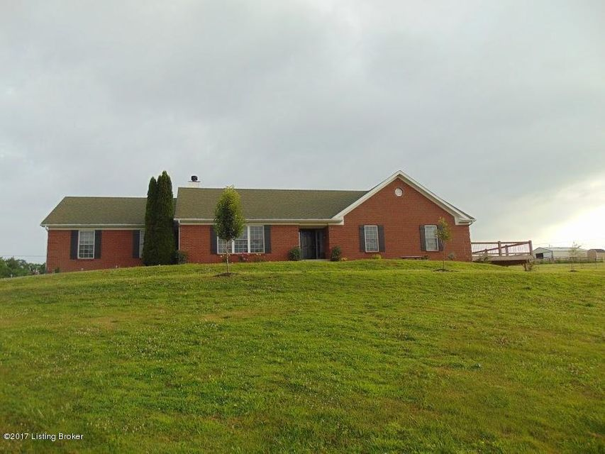 Single Family Home for Sale at 2007 Brashears Creek Road Taylorsville, Kentucky 40071 United States