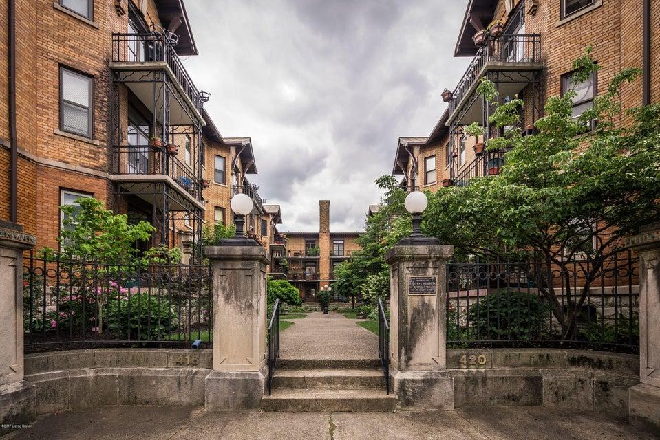 Condominium for Sale at 416 W Breckinridge Street Louisville, Kentucky 40203 United States