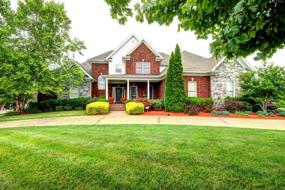 Single Family Home for Sale at 3201 Crosshill Court Prospect, Kentucky 40059 United States