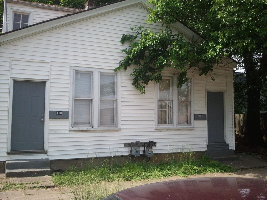 Multi-Family Home for Sale at 408 Camp Louisville, Kentucky 40203 United States