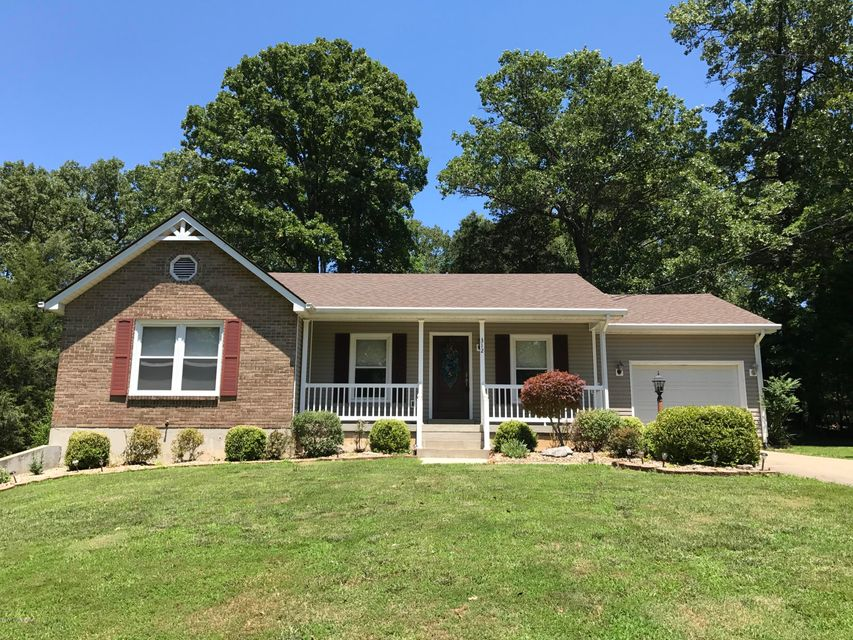 Single Family Home for Sale at 312 St Andrews Road Brandenburg, Kentucky 40108 United States