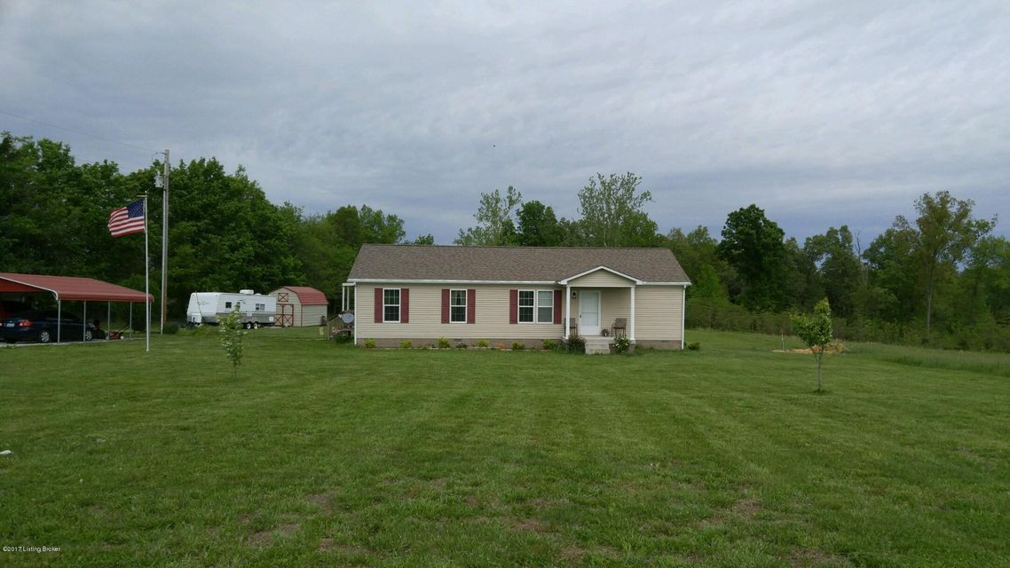 Single Family Home for Sale at 220 Redfern Lane Custer, Kentucky 40115 United States