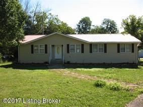 Single Family Home for Sale at 1159 LOVE RIDGE Road Chaplin, Kentucky 40012 United States