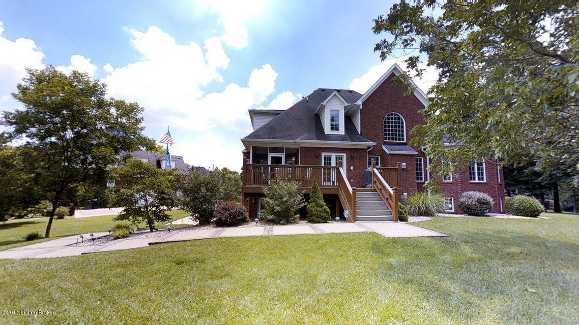 Single Family Home for Sale at 3605 Huntridge Place Louisville, Kentucky 40245 United States