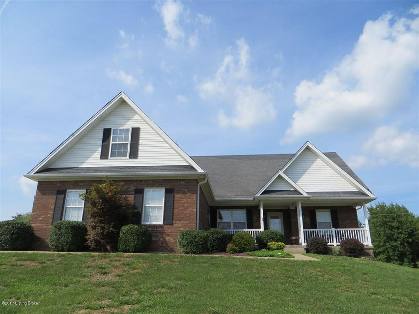Single Family Home for Sale at 136 Thunderwood Drive Rineyville, Kentucky 40162 United States
