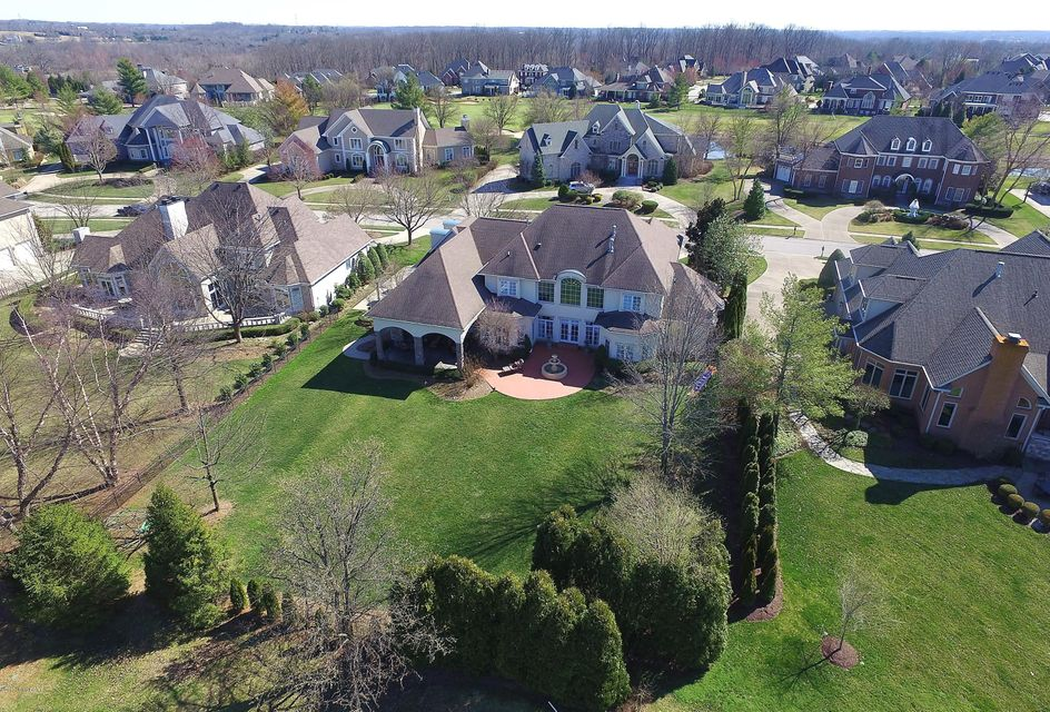 Single Family Home for Sale at 2110 Club Vista Place Louisville, Kentucky 40245 United States