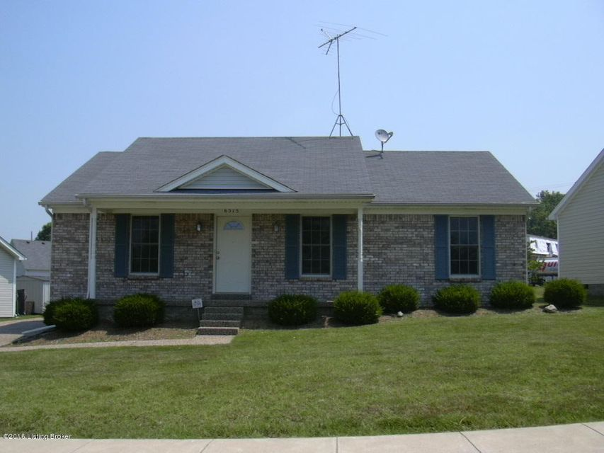 Single Family Home for Rent at 6515 Rod N Reel Court Louisville, Kentucky 40229 United States