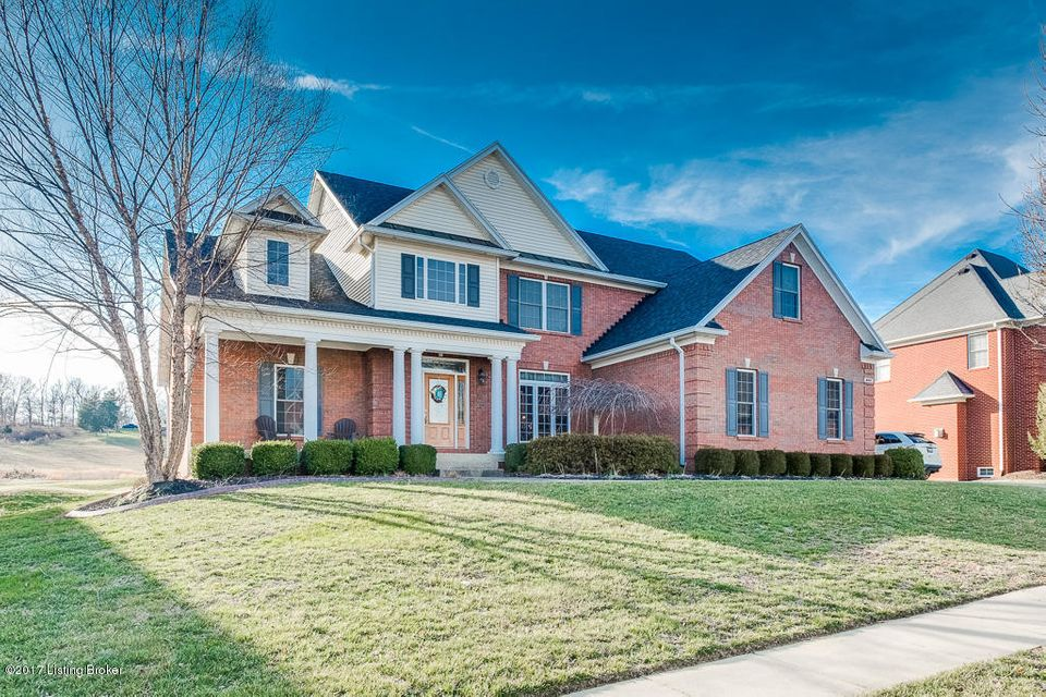 Single Family Home for Sale at 447 Heritage Hill Pkwy Shepherdsville, Kentucky 40165 United States