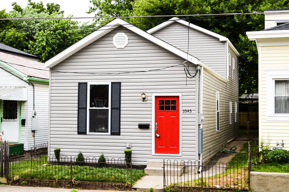 Single Family Home for Sale at 1045 Mary Street Louisville, Kentucky 40204 United States