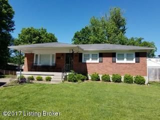 Single Family Home for Sale at 5426 Sunnybrook Drive Louisville, Kentucky 40214 United States