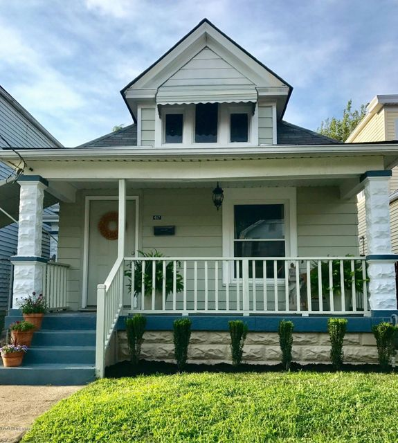 Single Family Home for Sale at 417 Gwendolyn Street Louisville, Kentucky 40203 United States