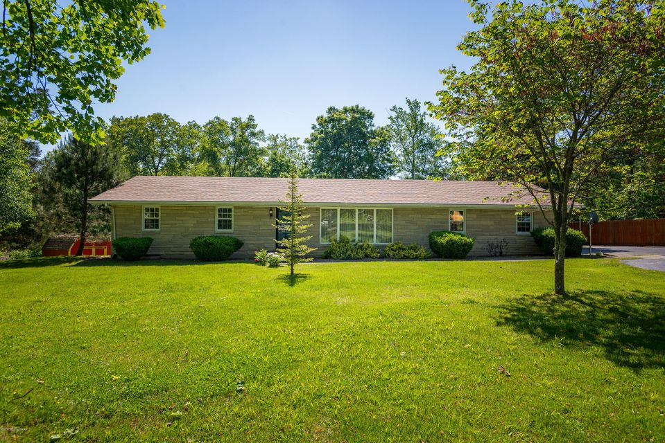 Single Family Home for Sale at 6460 Hwy 135 NE New Salisbury, Indiana 47161 United States