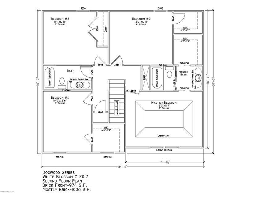 Additional photo for property listing at Lot 327 Garnette Court  Mount Washington, Kentucky 40047 United States