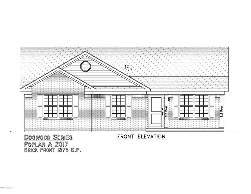 Single Family Home for Sale at Lot 82 Mandarin Lot 82 Mandarin Shepherdsville, Kentucky 40165 United States