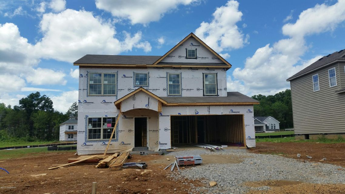 Single Family Home for Sale at Lot 40 Coldharbor Court Mount Washington, Kentucky 40047 United States