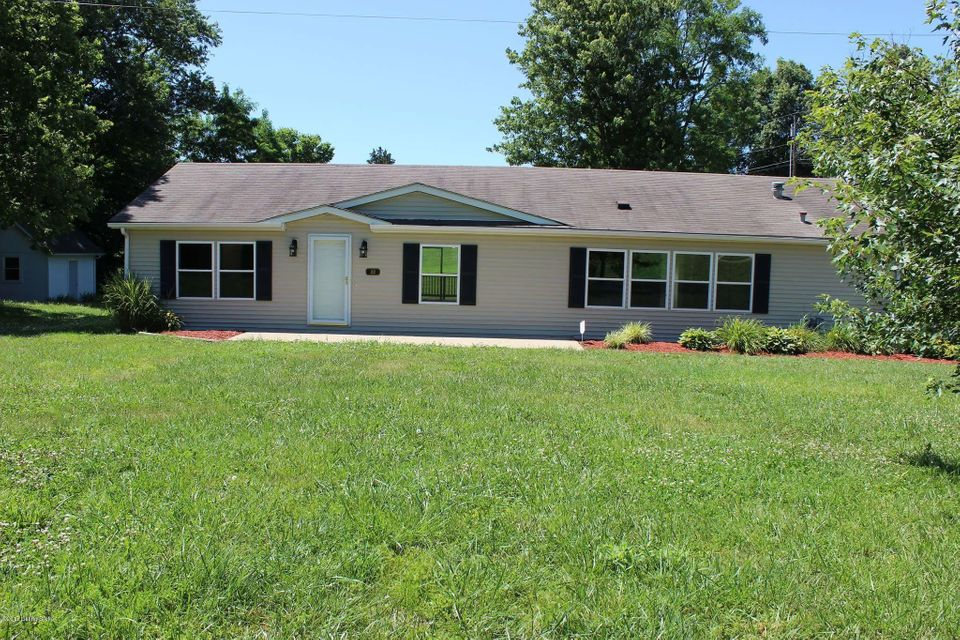 Single Family Home for Sale at 22 highland Drive Campbellsburg, Kentucky 40011 United States