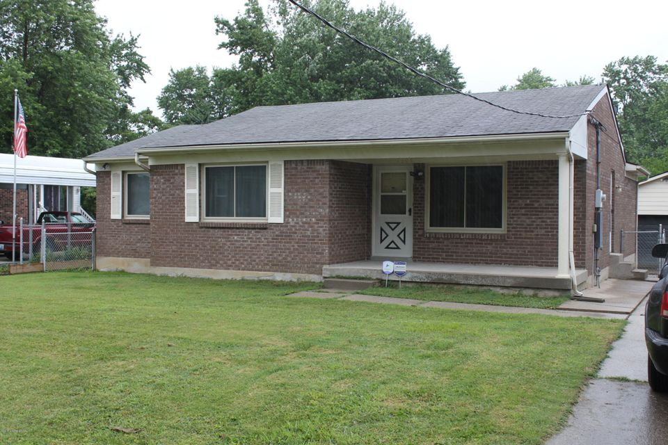 Single Family Home for Sale at 7608 Texlyn Court Louisville, Kentucky 40258 United States