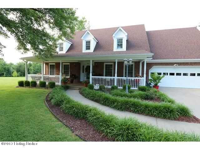 Single Family Home for Sale at 311 Sequoia Drive Leitchfield, Kentucky 42754 United States