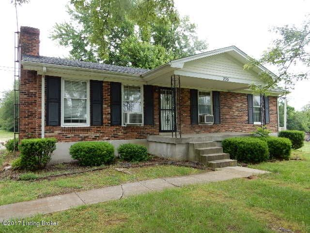 Single Family Home for Sale at 235 Windy Ridge Road 235 Windy Ridge Road Shepherdsville, Kentucky 40165 United States