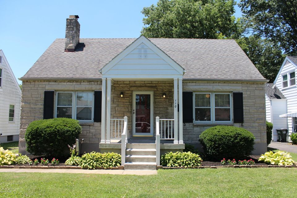 Single Family Home for Sale at 110 Bonner Avenue Louisville, Kentucky 40207 United States