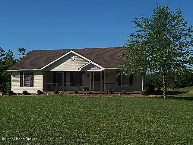 Single Family Home for Sale at 153 Memory Lane 153 Memory Lane Bardstown, Kentucky 40004 United States