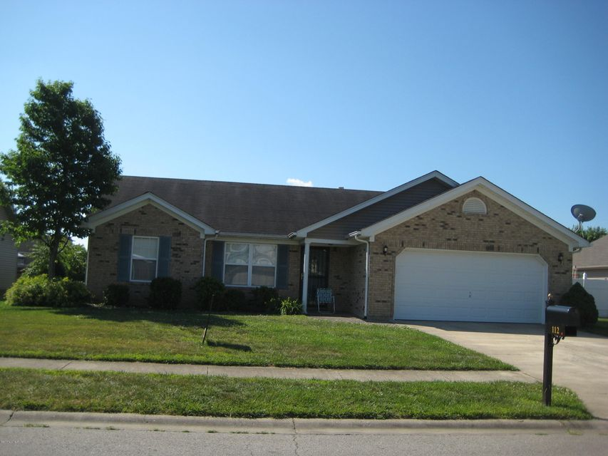 Single Family Home for Rent at 112 Savannah Nicole Drive Jeffersonville, Indiana 47130 United States