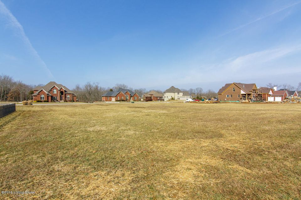 Land for Sale at Lot 320 Persimmon Ridge Louisville, Kentucky 40245 United States