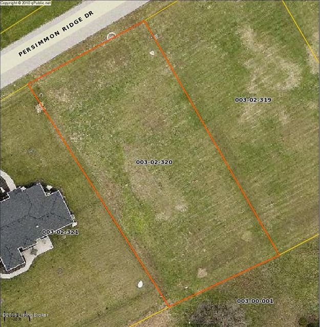 Additional photo for property listing at Lot 320 Persimmon Ridge  Louisville, Kentucky 40245 United States