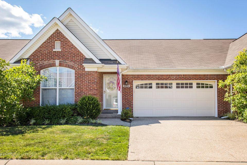Condominium for Sale at 4403 Westbrook Drive La Grange, Kentucky 40031 United States