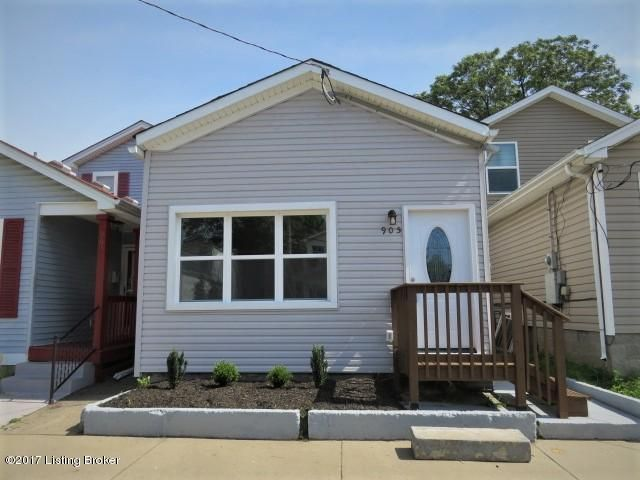 Single Family Home for Sale at 905 E Madison Street Louisville, Kentucky 40204 United States